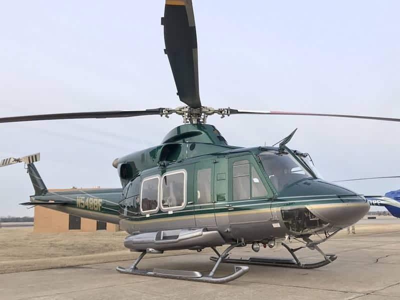 Bell 412EP, Extérieur