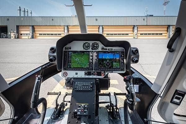 Écrans Bell 407