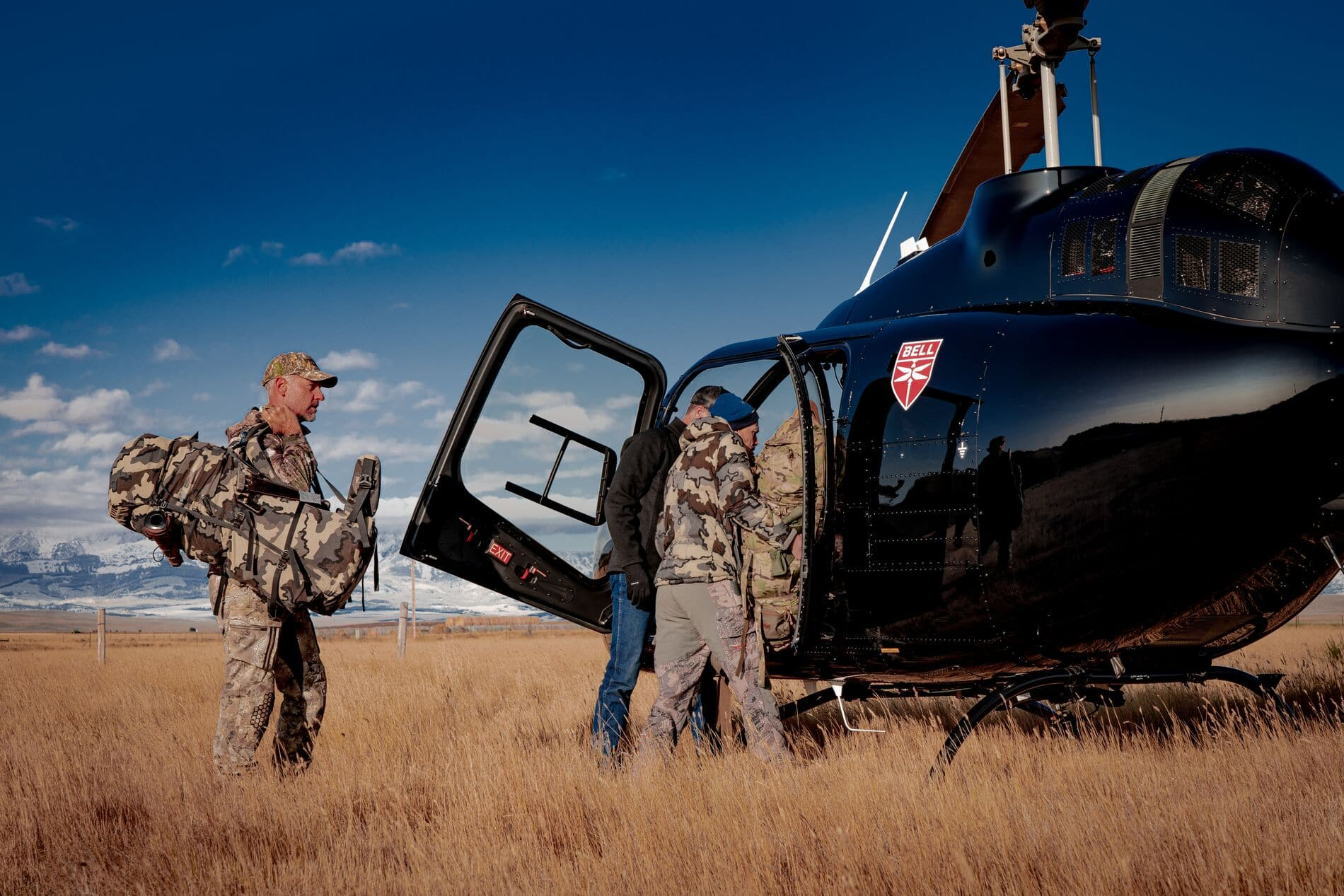 Rocky Mountain Rotors Bell 505