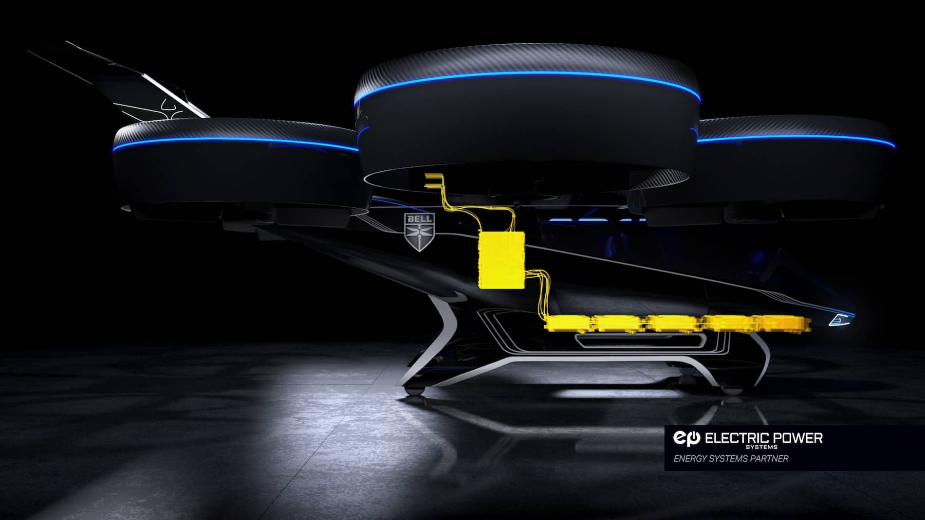 Bell Nexus - Electronic Power Systems