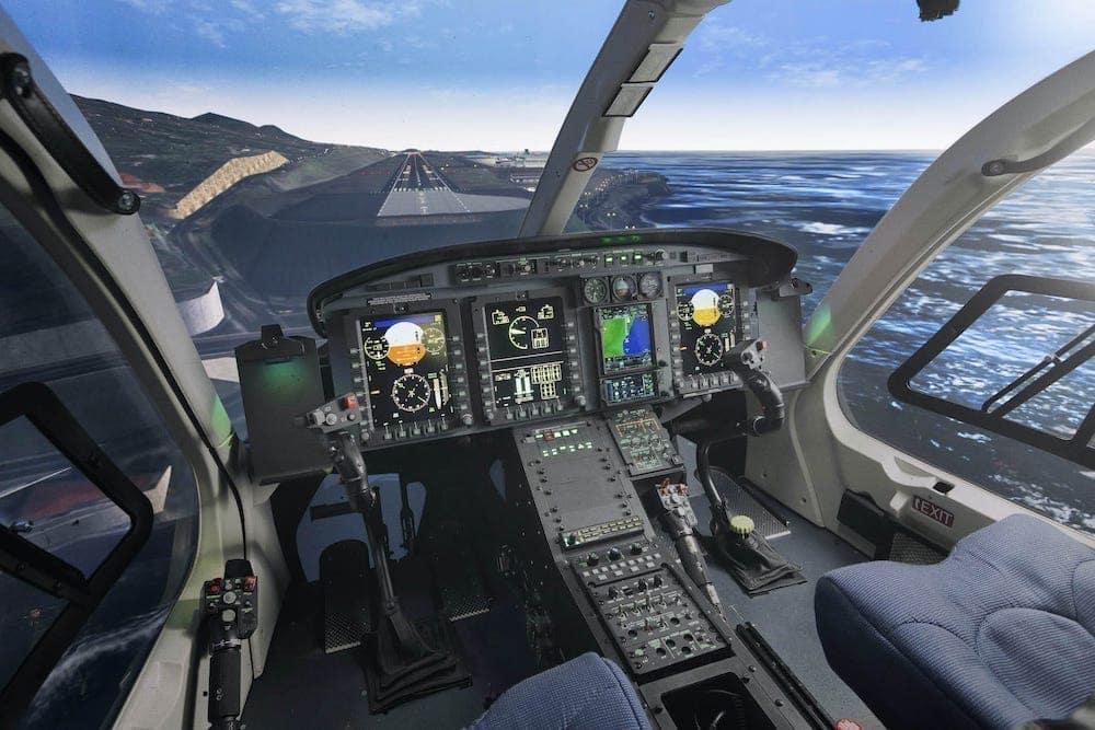 Simulateur d'appareil Bell 429