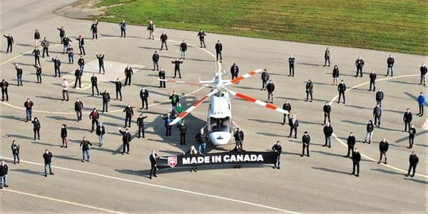 Made in Canada taille réduite