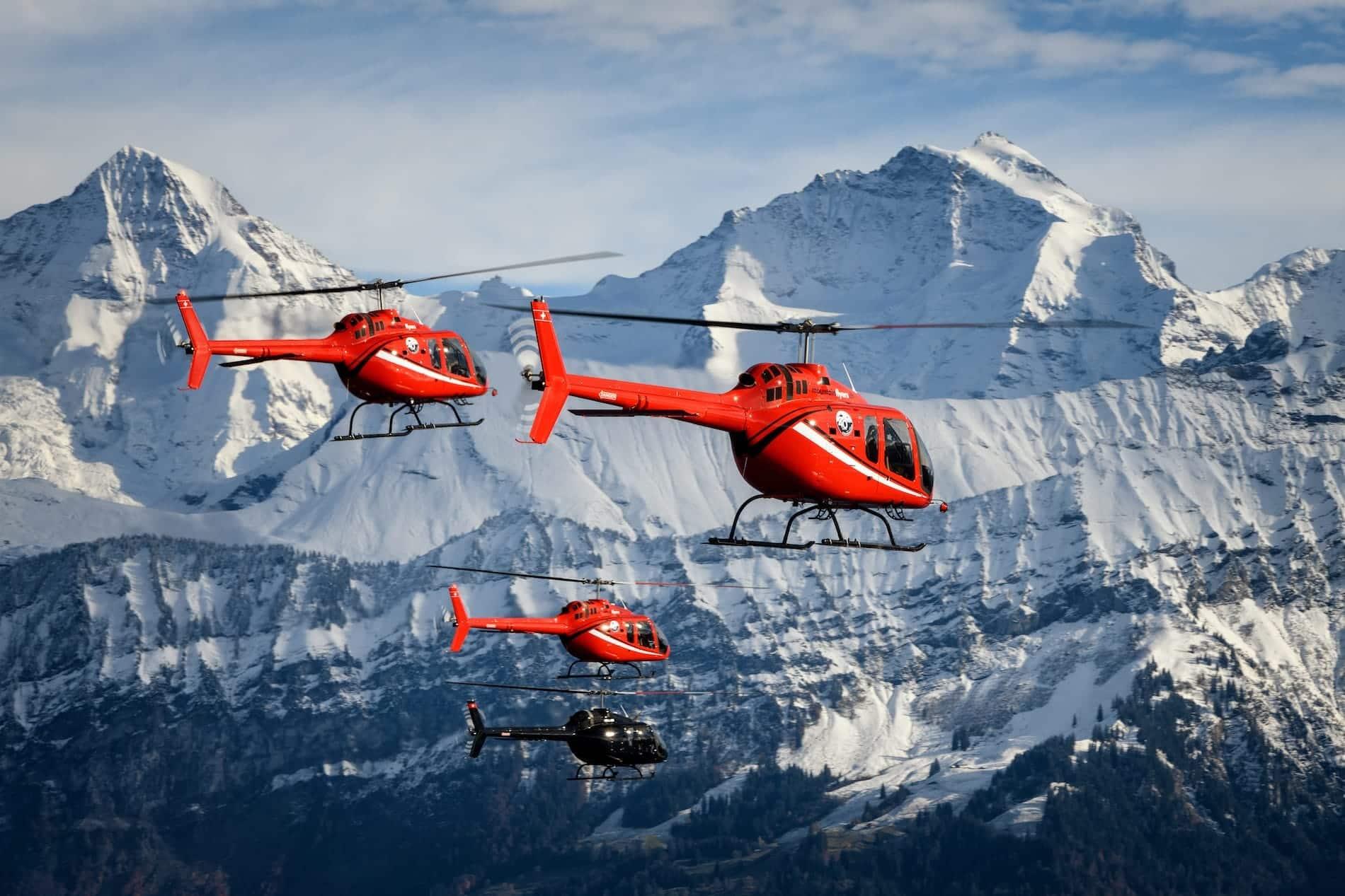 Photo Mountainflyers et Vertical 2020